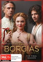 The Borgias : Season 3 - Lotte Verbeek