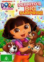 Dora the Explorer : Perrito's Big Surprise - Alexandria Suarez