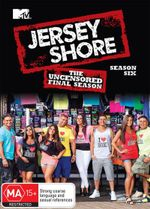 Jersey Shore : Season 6 (The Uncensored Final Season) - Jenni Jwoww Farley