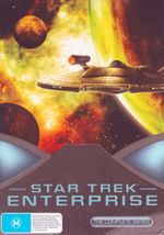 Star Trek Enterprise : The Complete Series - Jolene Blalock