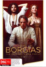 The Borgias : Seasons 1 - 3 - Peter Sullivan