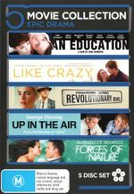 An Education /  Forces of Nature / Like Crazy / Revolutionary Road / Up in the Air (Epic Drama 5 Movies) - Felicity Jones