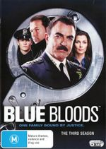 Blue Bloods : Season 3 - Bridget Moynahan