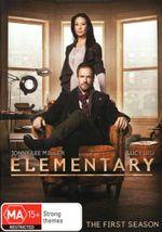 Elementary : Season 1 - Jonny Lee Miller