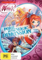 Winx Club : Peril in The Magic Dimension - Not Specified