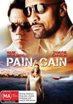 Pain and Gain - Mark Wahlberg