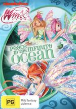 Winx Club : Peace in the Infinite Ocean - Kerry Williams