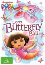 Dora the Explorer : Dora's Butterfly Ball