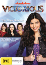 Victorious : Season 3 Volume 2 - Tori Goes Platinum - Elizabeth Gillies