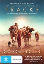 Tracks - Mia Wasikowska