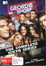 Geordie Shore : Series 6 - Holly Hagan