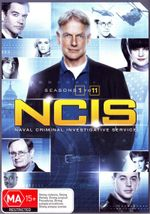 NCIS : (Naval Criminal Investigative Service) Seasons 1-11 - Mark Harmon
