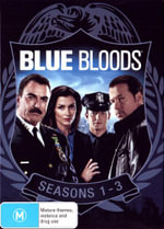 Blue Bloods : Seasons 1 - 3 - Tom Selleck