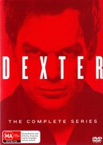 Dexter : The Complete Series (1 - 8 Box Set) - Jennifer Carpenter