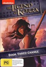 The Legend Of Korra : Book 3 - Change - Janet Varney