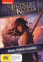 The Legend Of Korra : Book 3 - Change - Janet Varney