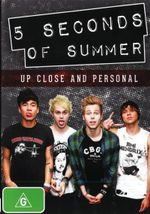 5 Seconds of Summer : Up Close and Personal - Roger Buehler