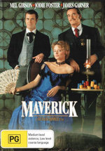 Maverick - James Coburn
