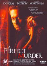 A Perfect Murder - David Suchet