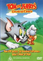 Tom and Jerry : Greatest Chases - Volume 1 - William Hanna