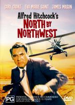 North by Northwest - Jessie Royce Landis
