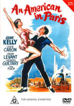 An American in Paris - Gene Kelly