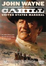 Cahill United States Marshal - Rayford Barnes