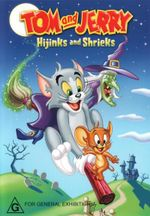 Tom and Jerry : Hijinks and Shrieks