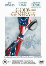 Gods and Generals - Mac Butler