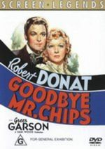 Goodbye Mr Chips - Edmund Breon