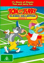 Tom and Jerry : Classic Collection - Volume 4