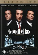 GoodFellas : 2 Disc Special Edition - Robert De Niro