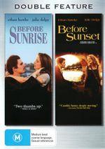 Before Sunrise / Before Sunset - Ethan Hawke