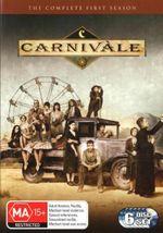 Carnivale : Season 1 - Diane Salinger