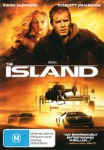 The Island - Ewan McGregor