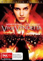 V for Vendetta : Trilogy (Special Extended Versions) - Natalie Portman