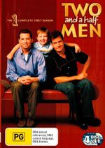 Two and a Half Men : Season 1 - Chris ODonnell
