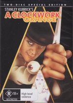 A Clockwork Orange (2 Disc Special Edition) - Carl Duering