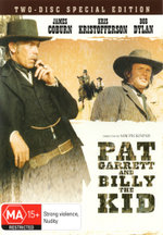 Pat Garrett and Billy the Kid (Special Edition) - James Coburn