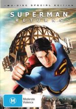 Superman Returns (2006) (2 Disc Special Edition) - Stephan Bender