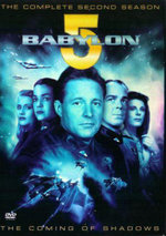 Babylon 5 : Season 2 - The Coming of Shadows (6 Discs) - Mary Kay Adams