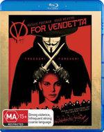 V for Vendetta - Clive Ashborn