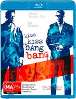 Kiss Kiss Bang Bang - Robert Downey Jr