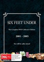 Six Feet Under : Complete Collection Seasons 1 - 5 - Frances Conroy
