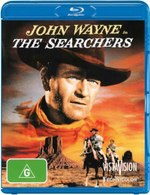 The Searchers - Jeffrey Hunter