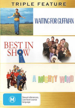 A Mighty Wind / Best in Show / Waiting for Guffman (Essential Mockumentaries Triple Pack) - John Michael Higgins