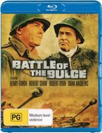 Battle of the Bulge - Dana Andrews