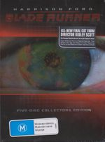 Blade Runner (The Final Cut) (5 Disc Ultimate Collector's Edition) - Hy Pyke