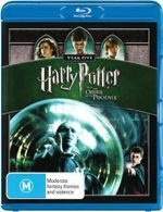 Harry Potter and the Order of the Phoenix - Fiona Shaw