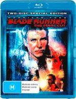 Blade Runner (The Final Cut) (2 Disc Special Edition) - Hy Pyke